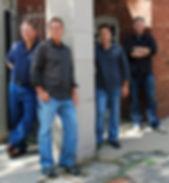 Karl Wahl, Mark Conlee, Clyde Robison & Bill Sharpe