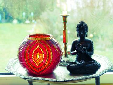 Orientalisches Mosaiklicht