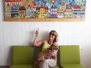 Das Mosaik, Nelly und ich