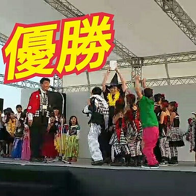 武蔵村山デエダラ祭り_2018.10.28(日)_第3弾__仮装大賞 キッズダン