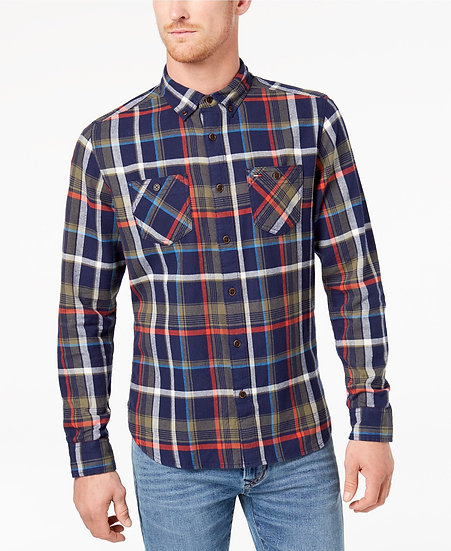 Camisa Tommy Hilfiger Plaid