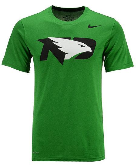 Polo Nike North Dakota Fighting Hawks Dri-fit