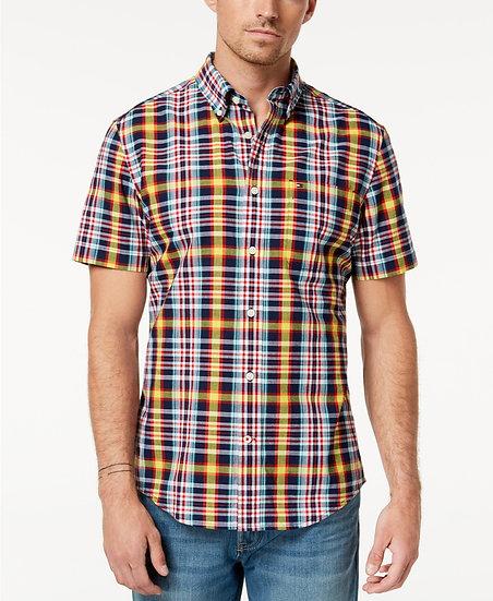 Camisa Tommy HIlfiger Plaid Multi Color