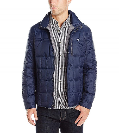 Casaca Kenneth Cole New York Navy