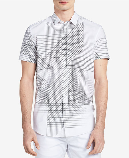 Camisa Calvin Klein Linear