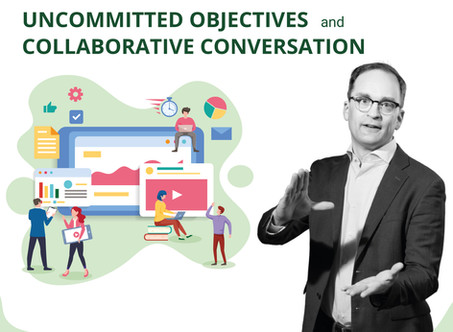 Episode 2 - Uncommitted Objectives and Collaborative Conversation