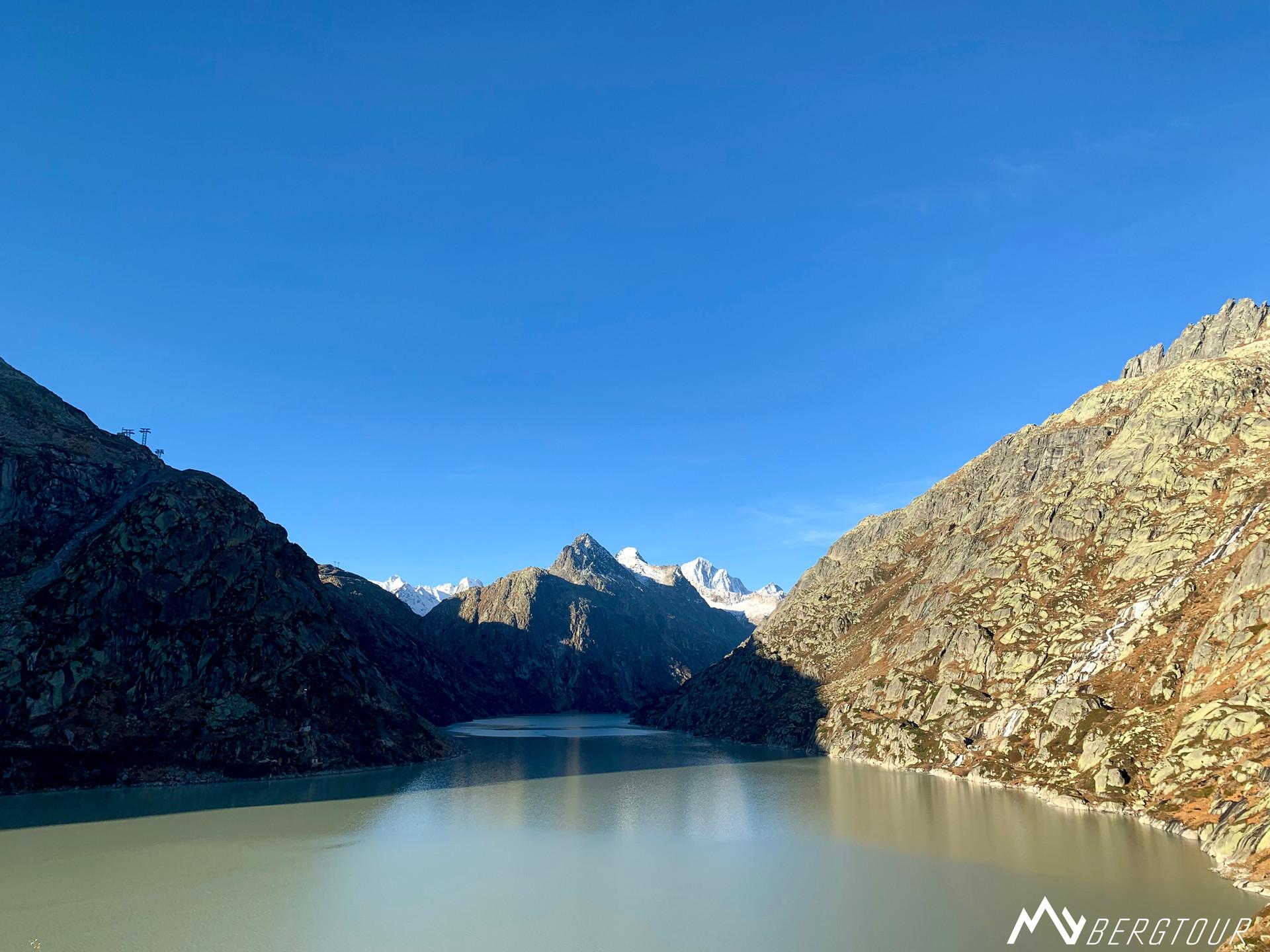 Klettern im Eldorado mit Bergführer Zustieg