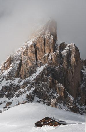 Passo Giau, Italien