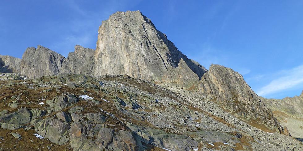 BERGTOUR - Bergseeschijen Südgrat