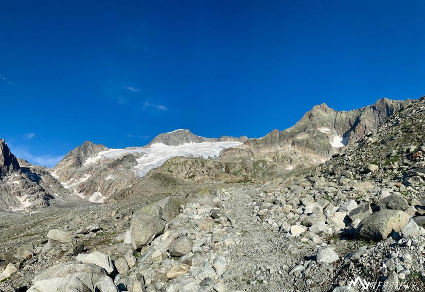 Klettern Furka Albert Heim Graue Wand