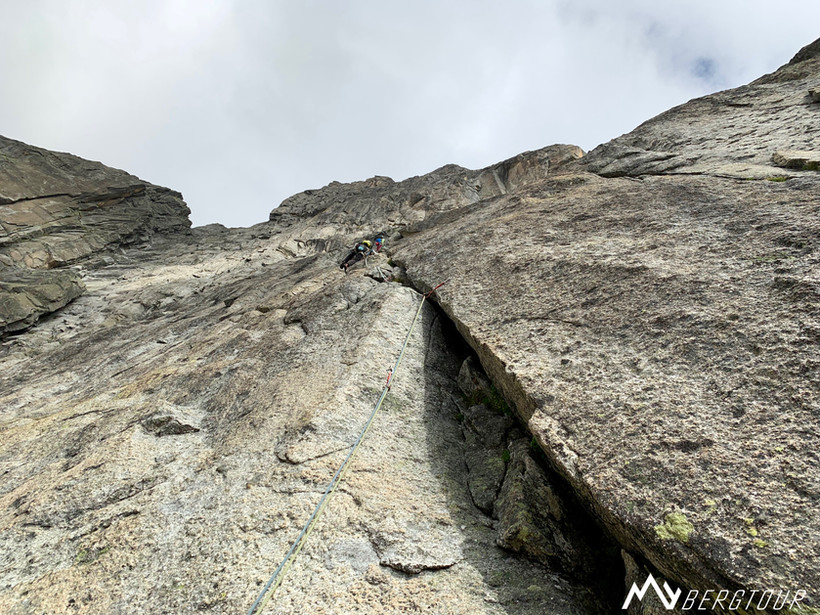 Graue Wand Niedermann L3