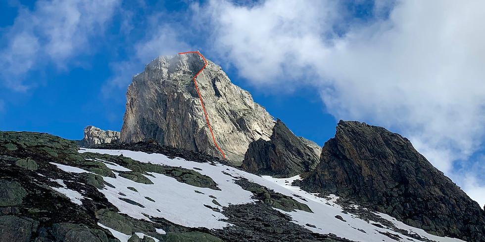 BERG TOUR | Bergseeschijen Südgrat