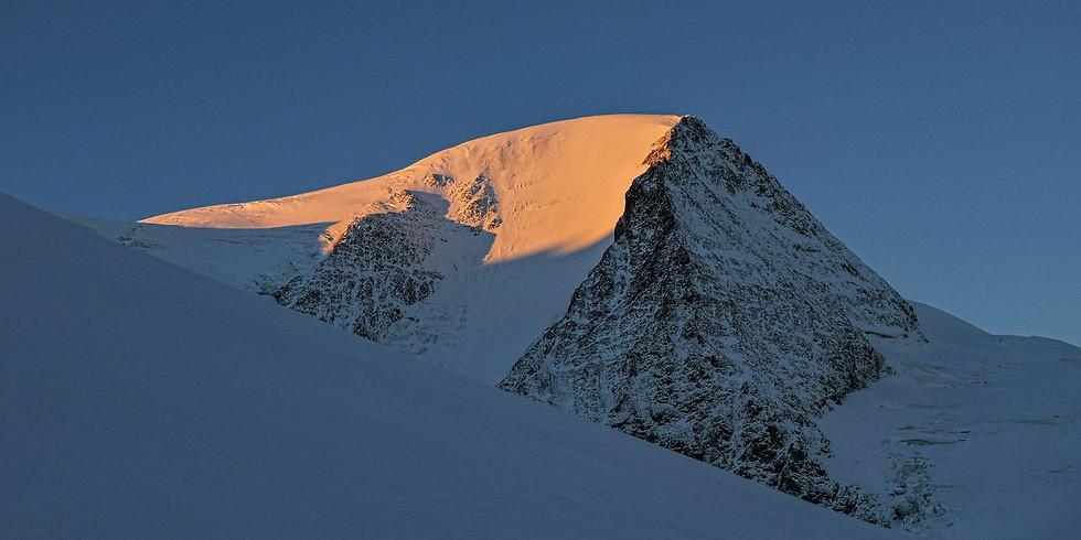 HOCHTOUR - Gwächtenhorn 3420m