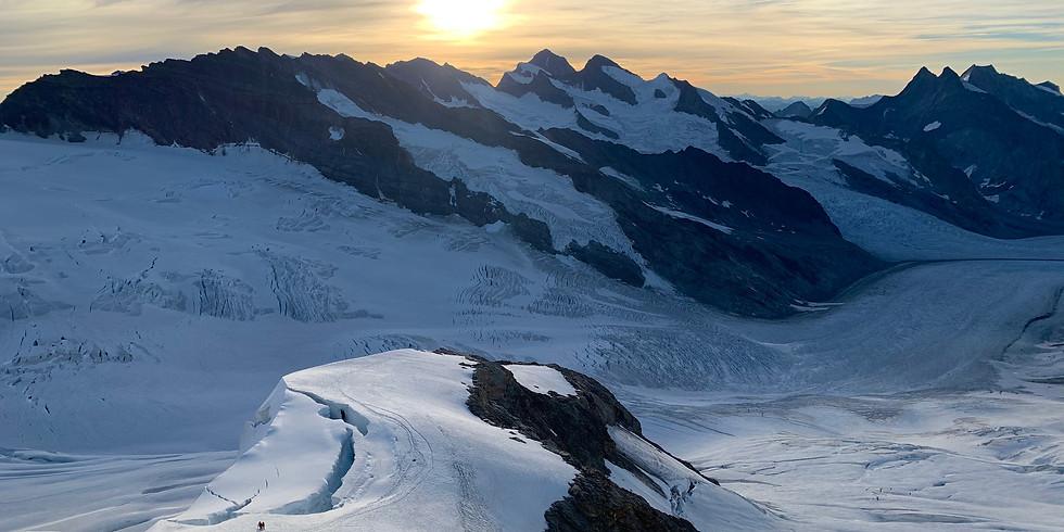 HOCH TOUR - Jungfrau 4158m