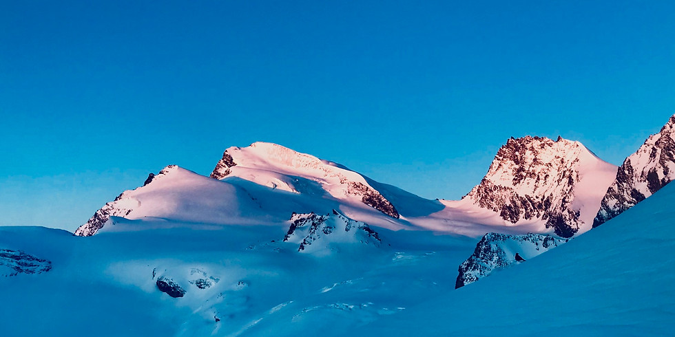 SKI TOUR - Strahlhorn 4190m