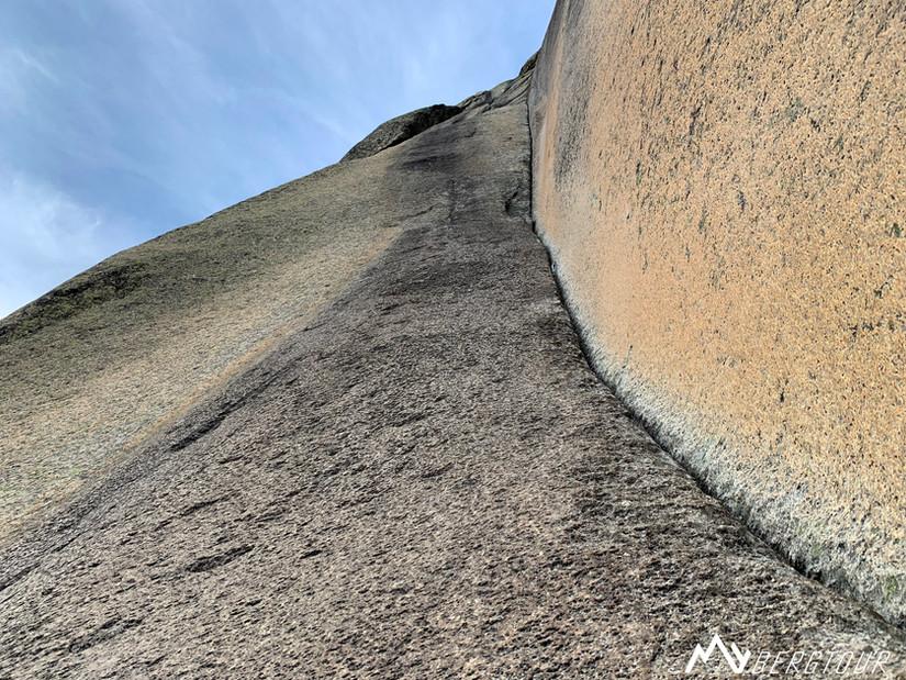 Eldorado Motörhead Klettern Verschneidung Bergführer mybergtour