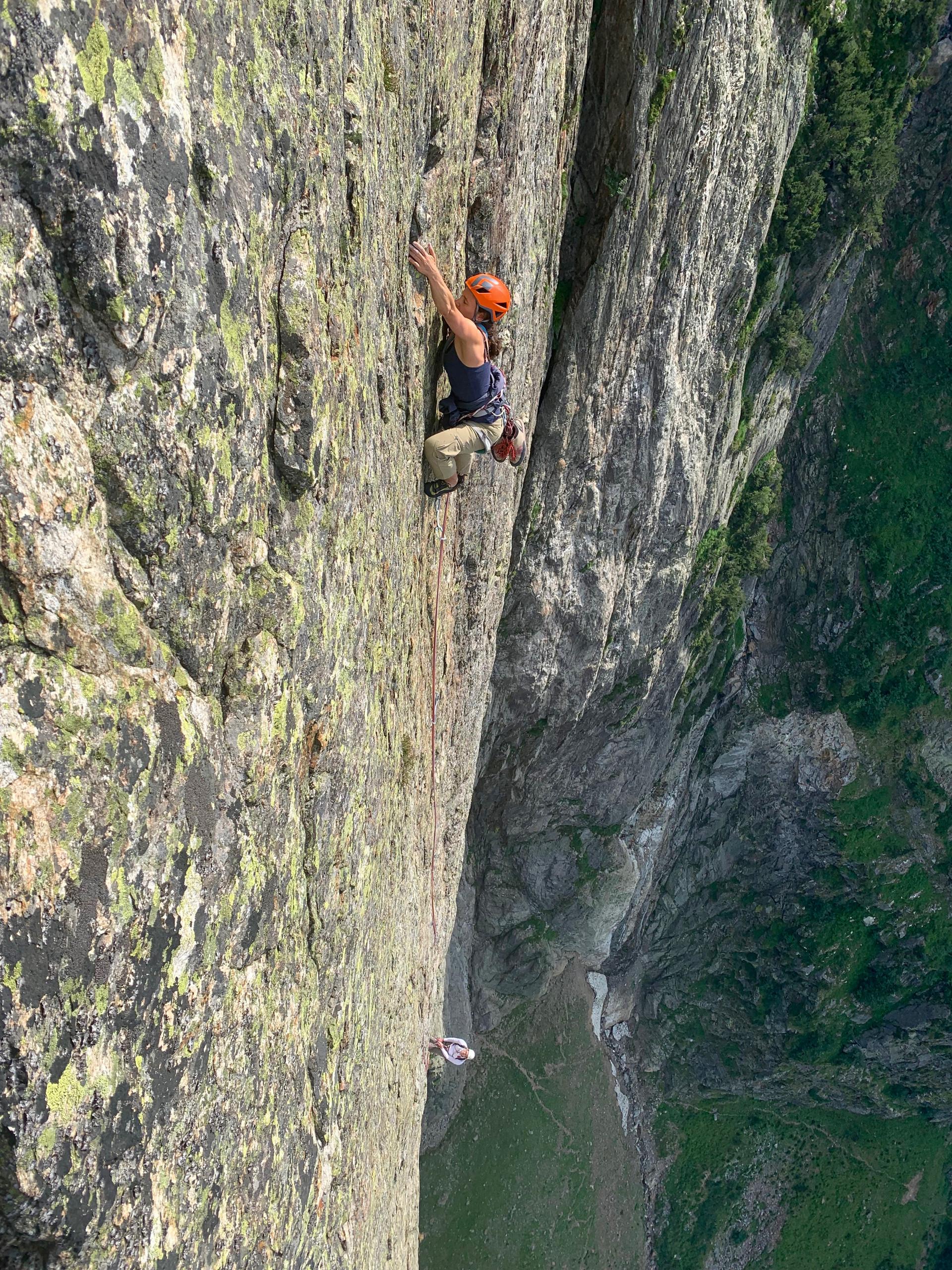 Mittagflue, Klettern, Bergführer