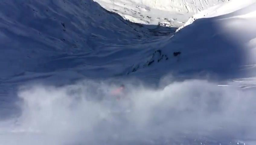 Skitour mit den Bergführern von mybergtour Powder