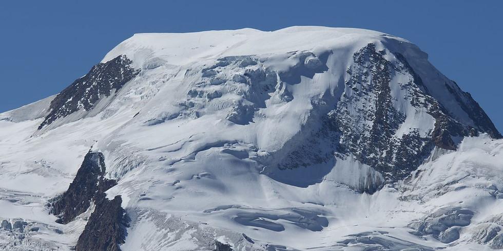 HOCH TOUR   Alphubel 4206m via Rotgrat
