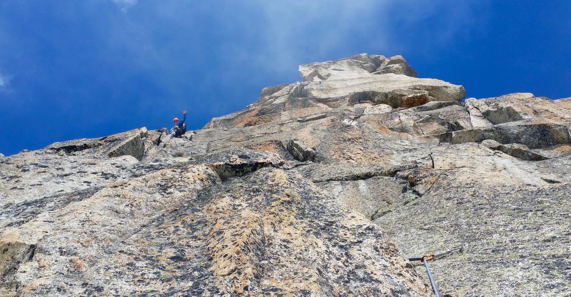 Gross Bielenhorn, Niedermann-Anderrüthi, Topo, Klettern, Bergführer, Furka
