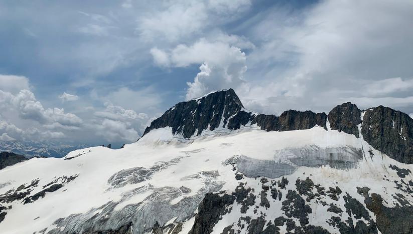 Galenstock - Wahrzeichen im Tiefengletscherkessel