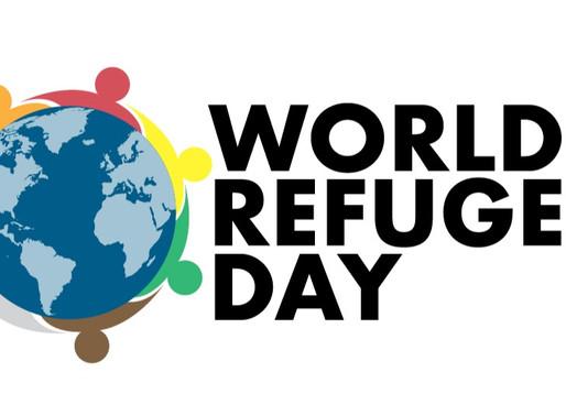 Filici: ¿Buenas noticias en el Día Mundial de los Refugiados?