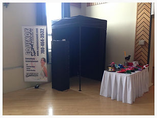 Edmonton Photo Booth Services - Calgary Photo Booths