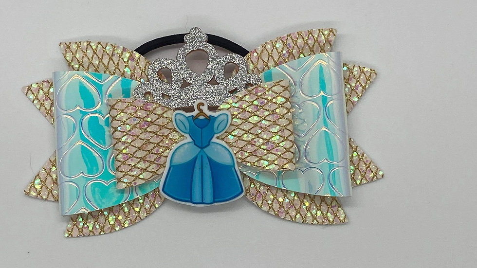Princess Faux Bow