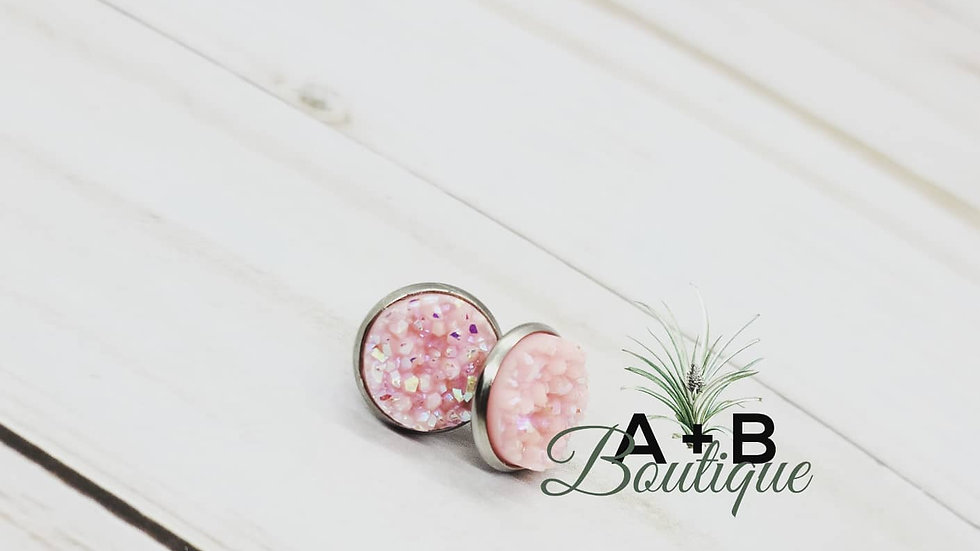 Pink chunky