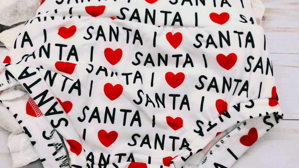 I ❤ Santa