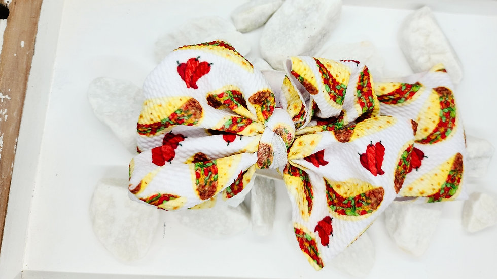 Taco headwrap