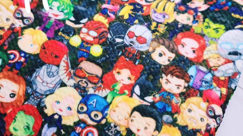 Super hero headwrap