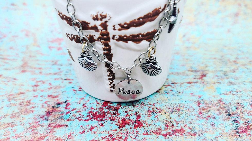 Peace, Love & Seashells