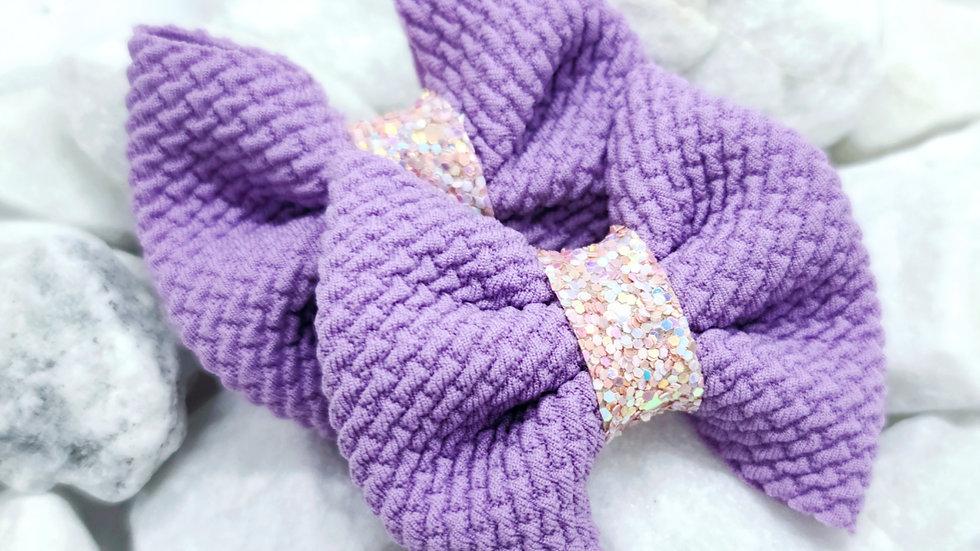 Lilac piggies