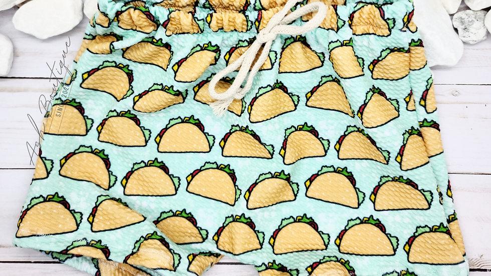 Taco skater shorts 12-18 mo