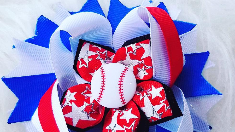 Red, White, & Baseball