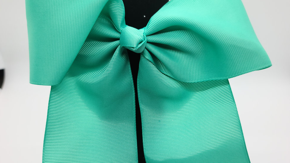 Mint Cheer Bow
