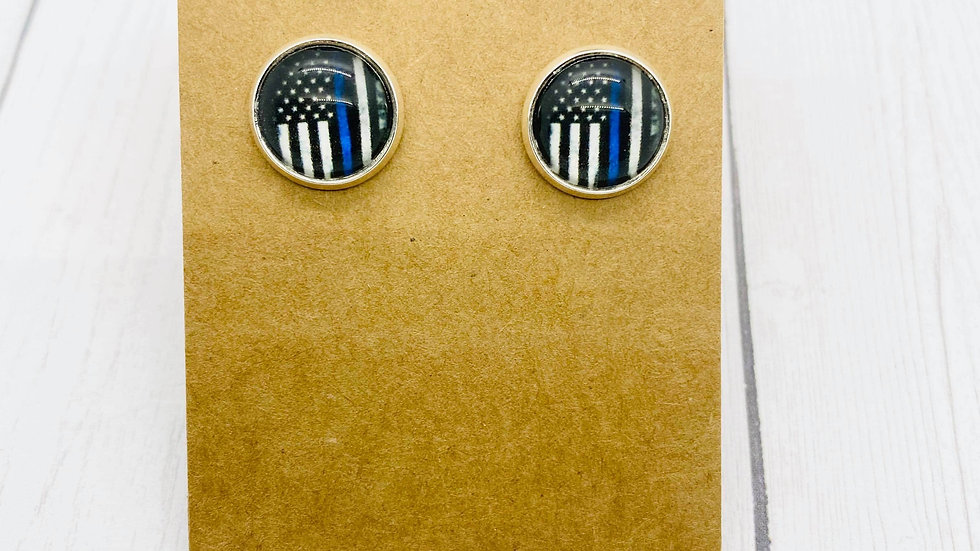 His and Hers Thin Blue Line