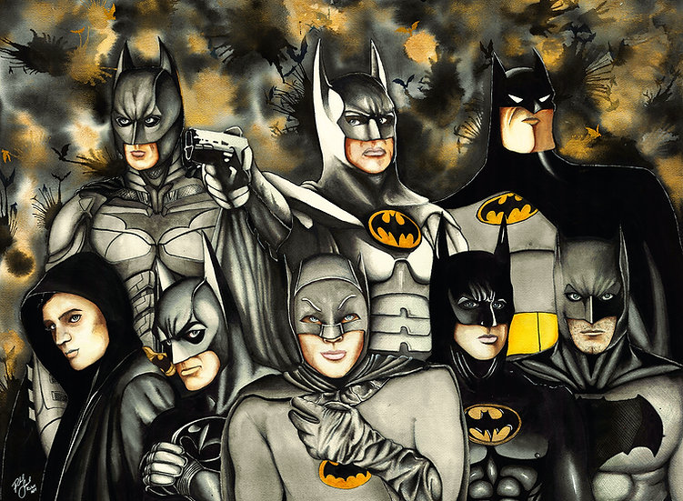 60 years of Bat