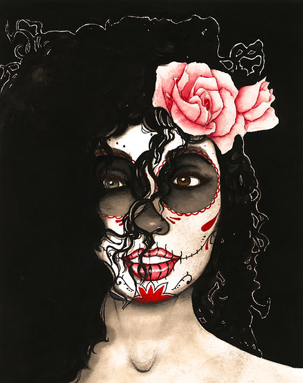 Los Dias De Los Muertos II