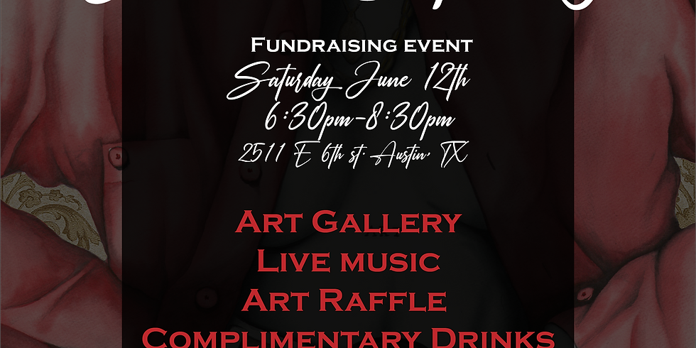 Till Death, Give Us Art..  The RichesArt Gallery Grand opening