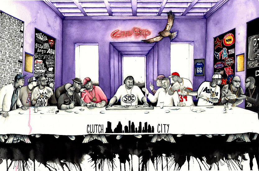 Last Suppa H-town version