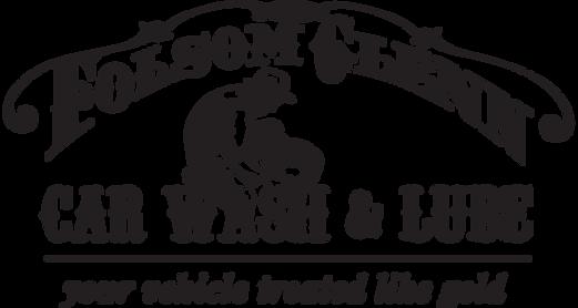 Folsom Glenn Car Wash & Auto Lube Logo