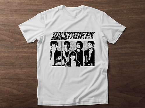 The Strokes Indie Rock Unisex T-shirt