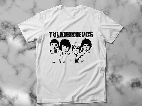 Talking Heads New Wave Post Punk Unisex T-shirt