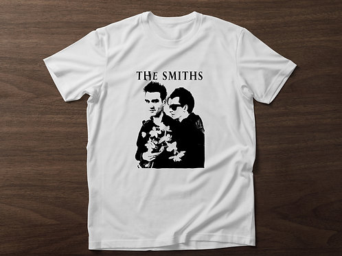 The Smiths Morissey Johnny Marr Unisex T-shirt