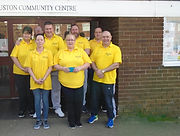 Activity Day Unit Staff and Volunteers