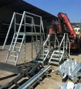 Steel fabrication being performed in Melbourne