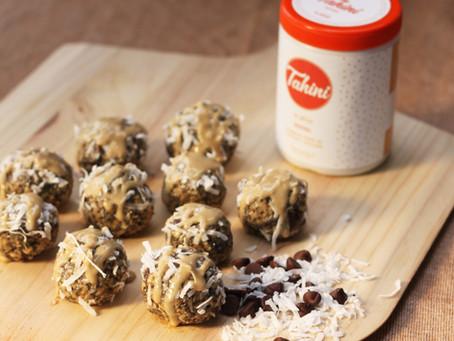 Yummus® Tahini energy balls