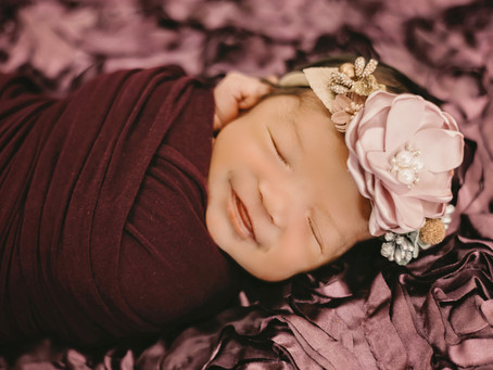 Everly San Miguel - Newborn Session
